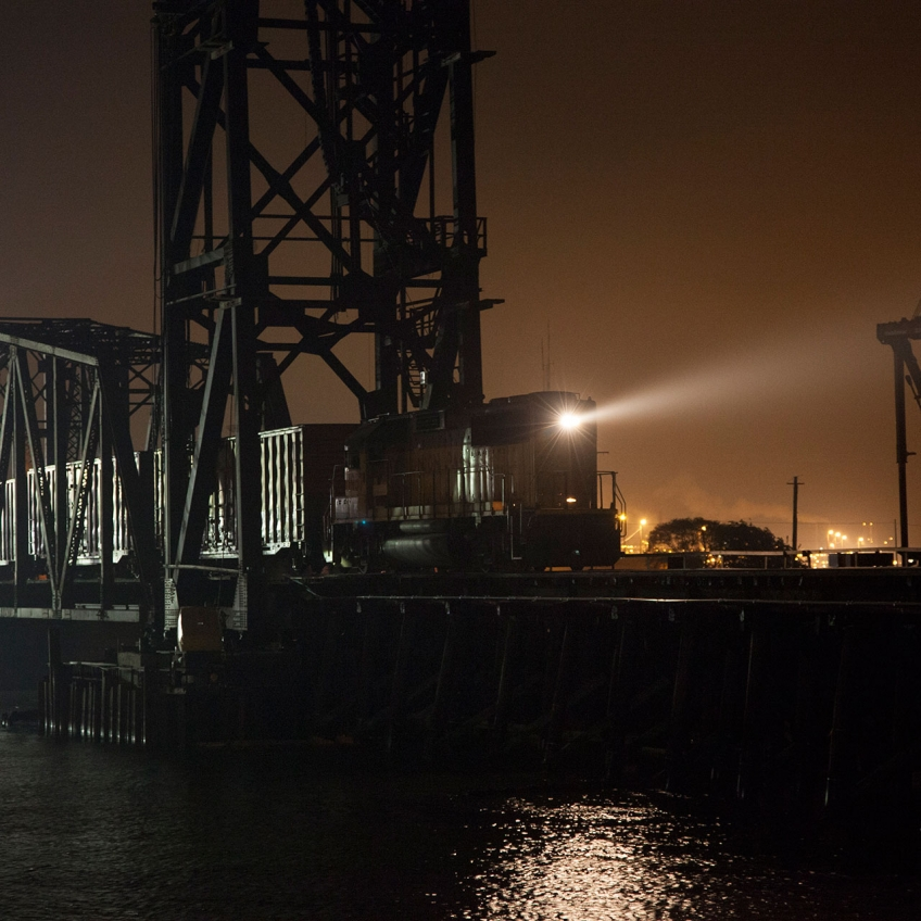 Omaha Photography | Union Pacific Bridge